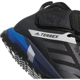 adidas TERREX Trail Cross Protect Shoes Herren blue beauty/core black/collegiate navy